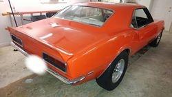31. 68 Chevy Camaro