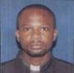 Rev. Father Eric Patrick Mbomo- Cameroon