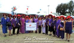 The Sampaguita Red Hat Society Chapter