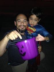 My Super Halloween boy