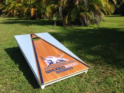 WickedGood Boards Cornhole Set