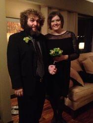 Amanda and Doug