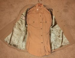 5th Army, Colonel, Tropical Dress:
