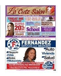 LA CUTZ SALON - FERNANDEZ SERVICES LLC