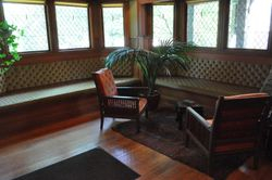 Living Room, Frank Lloyd Wright Home & Studio, Oak Park