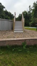 North Granby Stairs