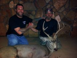 great deer dennis thx for hunting with spring creek muleys