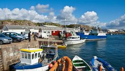 Burtonport Fishing Village