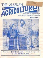 Alaska Agriculturist Mag 1953
