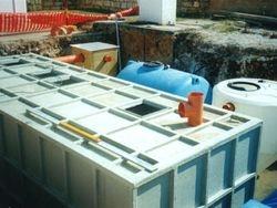Sistem na bazi aktivnog mulja - Konfiguracija promjenljivog kapaciteta Q=10 do 60 m3/dan