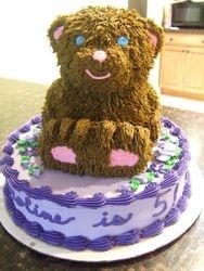3D Bear Cake (1)