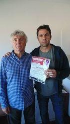 Stan and Paul Boardman
