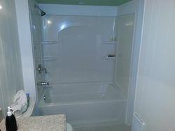 Bath tub Unit installation