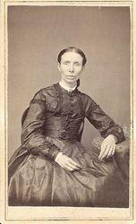 Wife of Daniel Waldron of North Creek