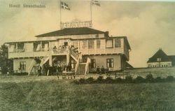 Hotell Strandbaden (Orestrand) 1916