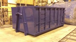 Hook-Lift Container