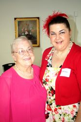 Pastor Michele and Phyllis