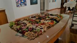 Wollongong Art Gallery Grazing Table