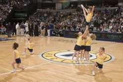 Performing at a game 06-07!