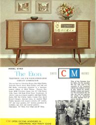 The Eton Model E1423 Console