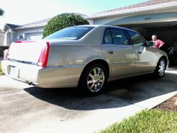 Marilyn K.-----Cadillac DTS