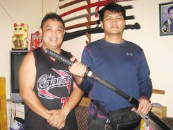 Neico Diesta's 1095 Carbon Steel Clay Tempered Musashi Katana