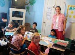 Mrs. Ronda's Class