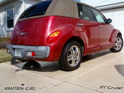 Tony H.-------Chrysler PT Cruiser
