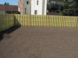 After - New Topsoil