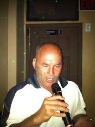 Richie bringing his style and serving it up at 502 Bar Lounge's Social Saturday Karaoke Night!