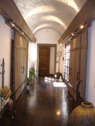 Barn Doors Hallway - Yogi Project