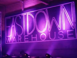 Chris Anderson @ EastDown Warehouse in Houston Texas