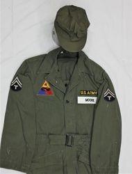 4th Armored Div. Coveralls: