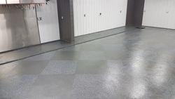 Flake System Floor Coating