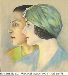 VALNENTINOS 1928