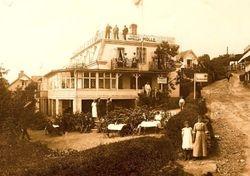 Turisthotellet 1920