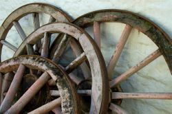 Wheels, Ulster Folk Park