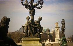 591 Pont Alexandre 3rd Bridge Paris