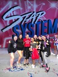CK Dance Teen Team at Star Systems