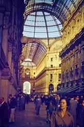 447 Galleria Victor Emmanuel Milan