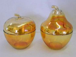 Cvd Pear & Cvd Apple - marigold