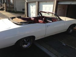 29. 67 Chevy impala ss convertible