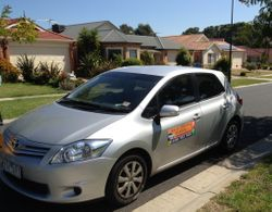 Driving School Oakleigh - Toyota Corolla Hatch  - Automatic Transmission