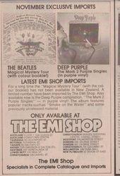 EMI Shops in New Zealand