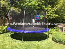 skywalker trampoline assembly service in tysons corner VA