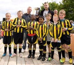 Sportmanship Winners Cobras