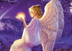 Enlightened Angel