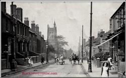 Cradley Heath. Staffordshire.