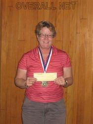 Kelly Blakeslee- Overall Net 2010