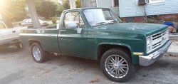 22.85 Chevy Custom Deluxe